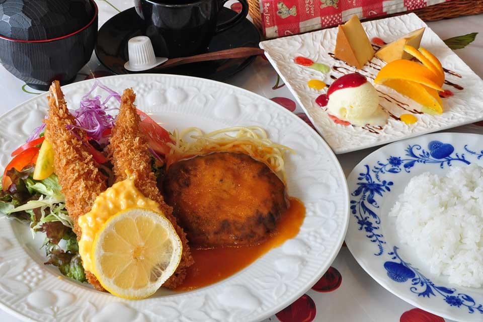 【かごしまランチ手帖ピックアップ】国分にある洋食屋さんがプレミアムランチに初登場しました!