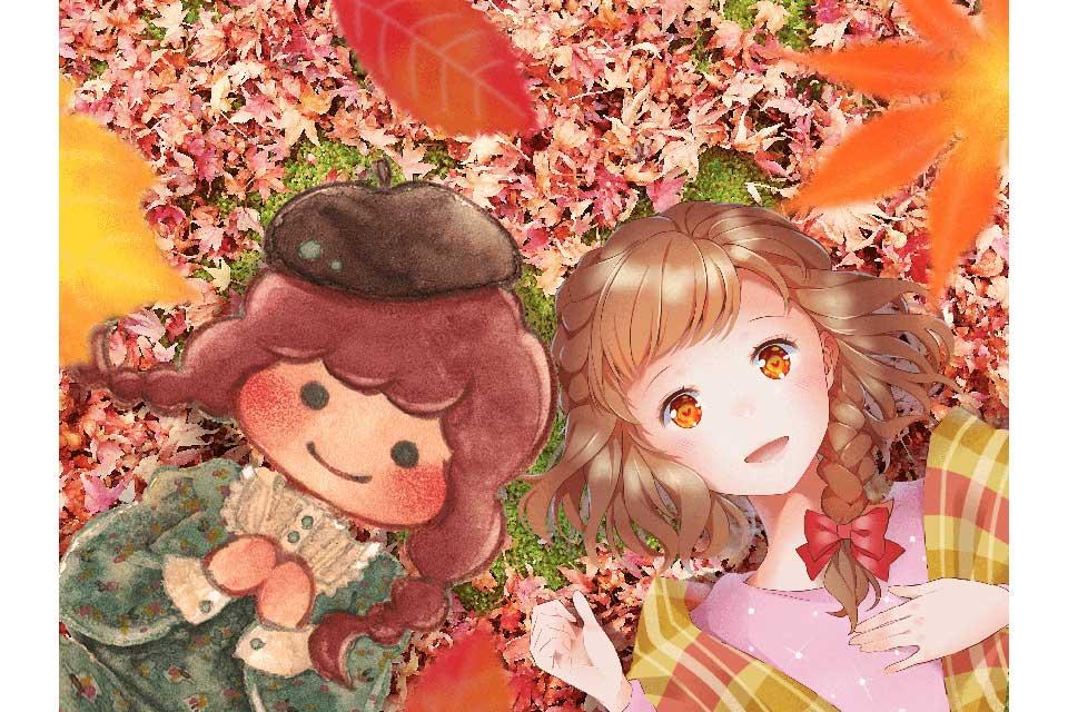 【ショップ&ギャラリー SOMETHING】Autumn World in SOMETHING 2019~まむねむこ×さくらもちのコラボ作品展~