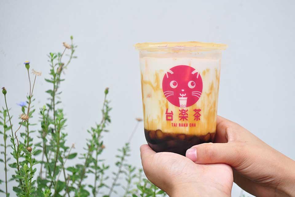 タピ活シリーズ【台楽茶 鹿児島店】九州初上陸の人気タピオカ。自家製タピオカがモッチモチなんです