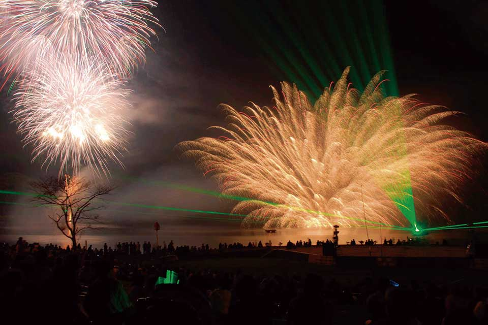 【大隅湖レイクサイドフェスティバル&鹿屋市復興祭】4年ぶりの開催!大隅湖畔で復興を祝おう♪