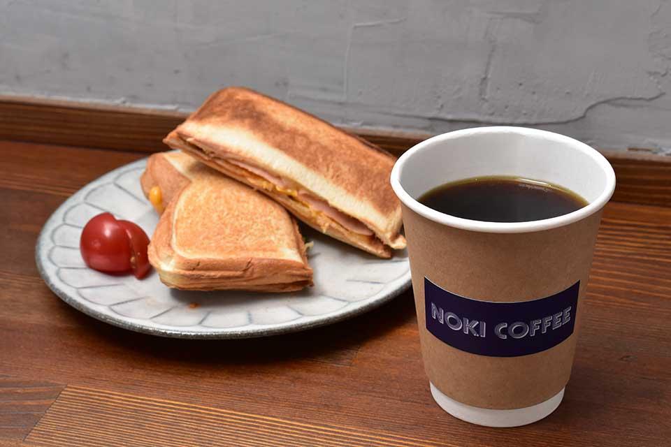 【NOKI COFFEE】桜島フェリーターミナル内にオシャレなコーヒースタンドが登場
