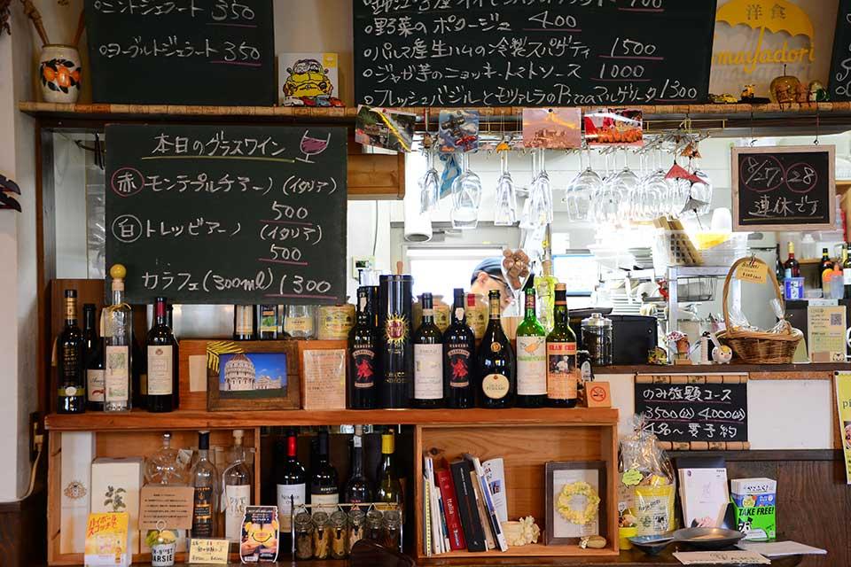 【洋食 Amayadori】町の洋食店として愛されて10年。美味しい料理で楽しい時間を過ごして