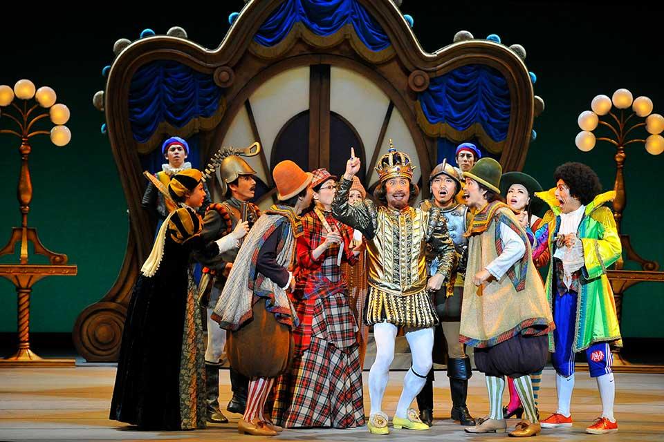 【鹿児島市民文化ホール第1】劇団四季ファミリーミュージカル「はだかの王様」