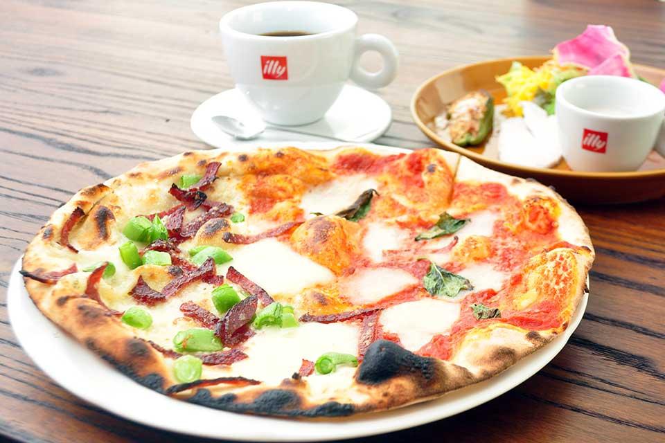 Pizzeria KENCHI 〜ローマピッツァ食堂〜