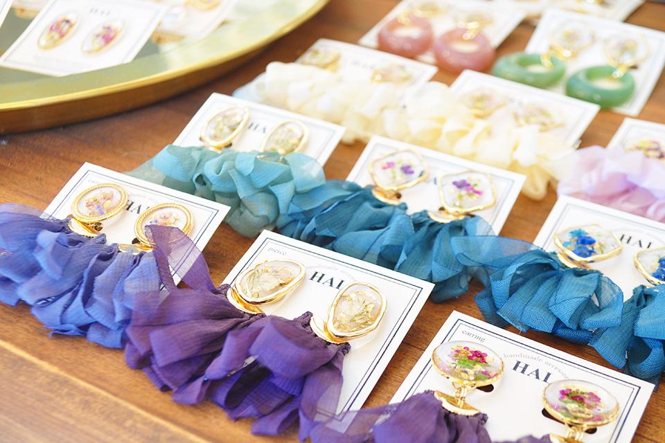 【HAL handmade & favorite things】トキメキにあふれた小さな雑貨店