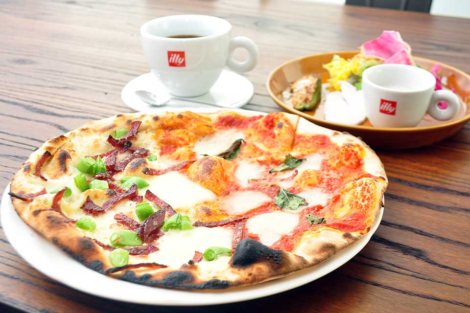 【Pizzeria KENCHI ~ローマピッツァ食堂~】谷山中央→坂之上へ!美味しいピザ、食べに行きましょ♪