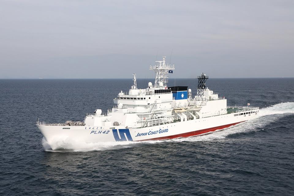 <b>【中止】</b>【鹿児島市】巡視船しゅんこう一般公開