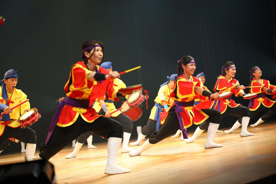 【中止】【鹿児島市民文化ホール】琉球國祭り太鼓 九州結成記念公演「にぬふぁーぶし」