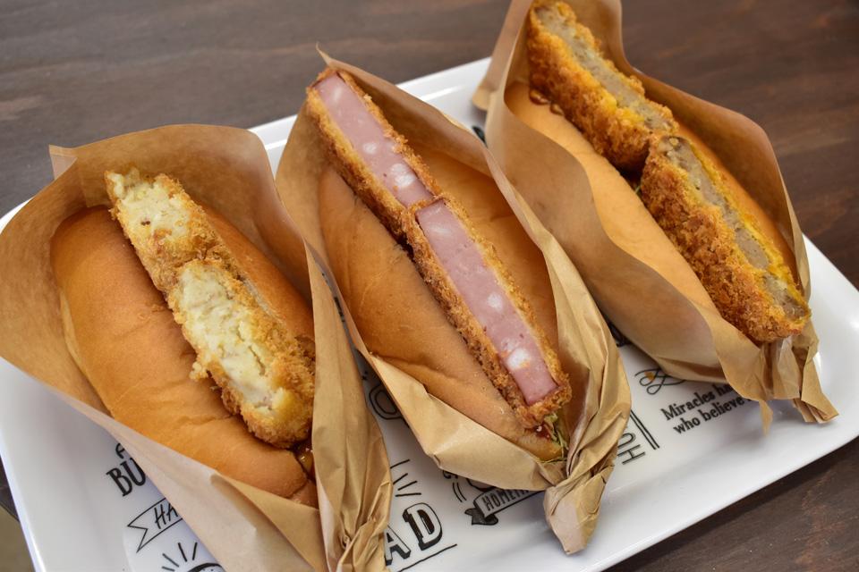 <b>【Milky Way】</b>おいしいパンをリーズナブルに。気軽に通える街のパン屋さん