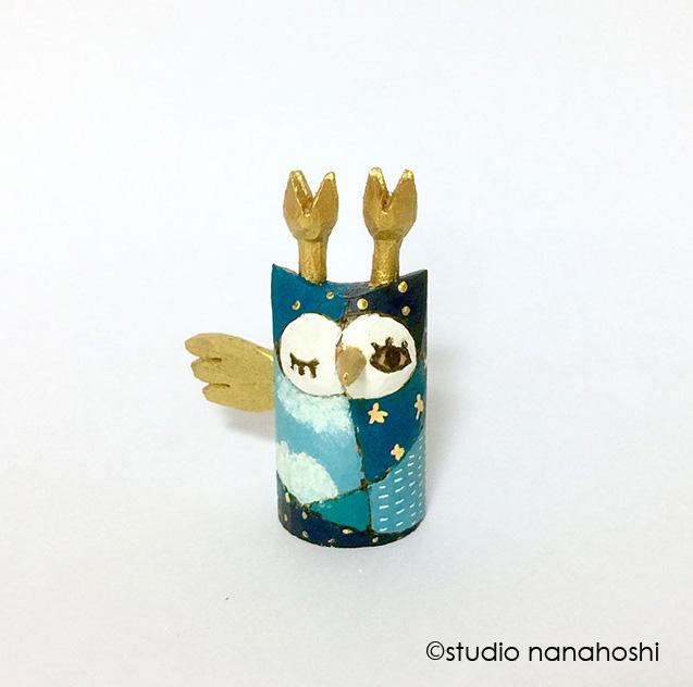 【鹿児島市】スタジオナナホシ個展「精霊たちのタッタラタ〜♪」