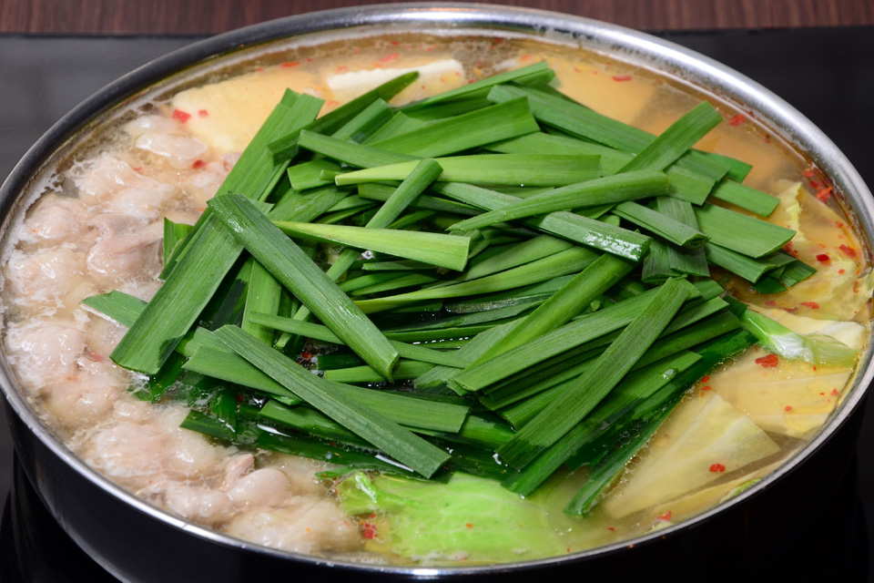 <b>【もつ鍋 田しゅう】</b>福岡のもつ鍋専門店が鹿児島に誕生。もつの旨味がたまりません