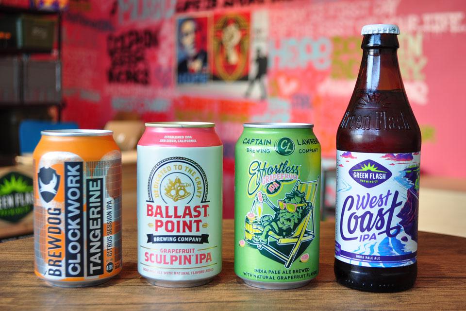 """<b>【STOCK YARD】</b>""""角打ち""""だって気軽にできちゃう鹿児島初のクラフトビール専門の酒屋"""