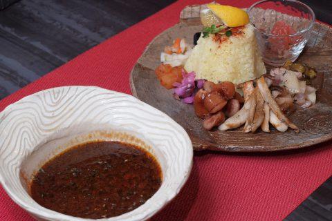 カゴシマプラス|街ネタプラス|グルメ|ART&FOOD SHIRAKABA|スープカレー