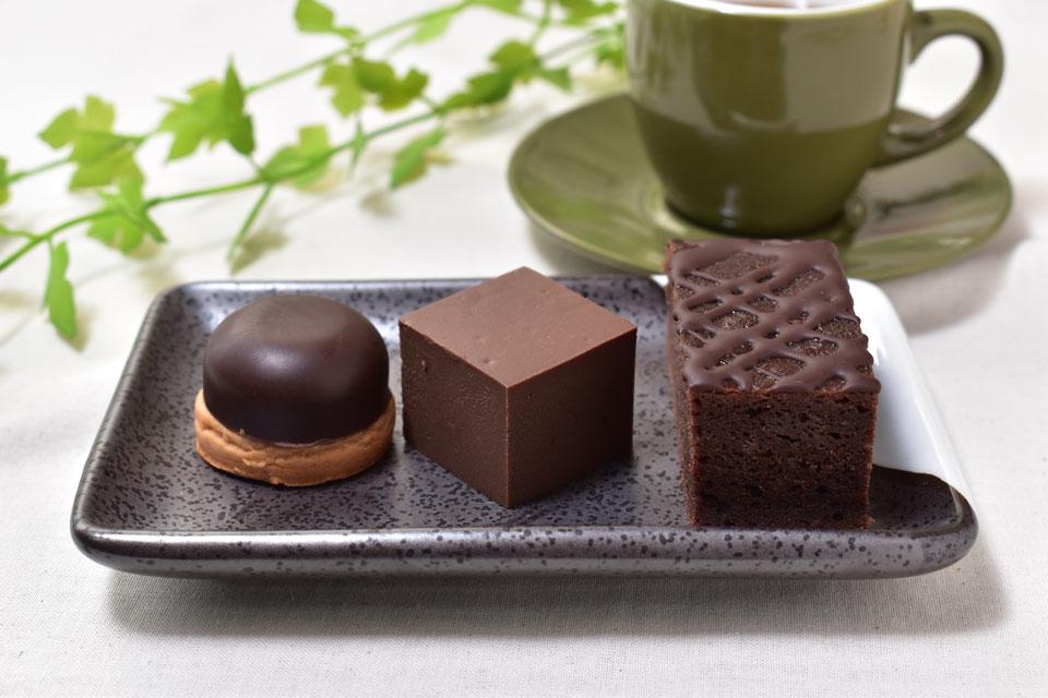 <b>【Tigre Chocolat】</b>みんなが安心して食べられる新感覚のチョコレートケーキ
