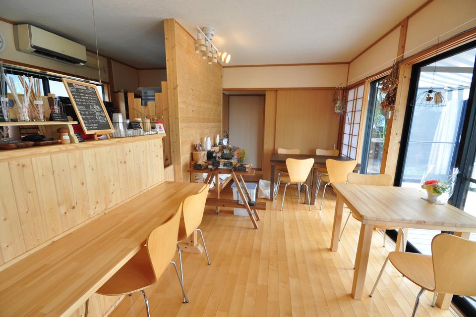 <b>【梅とハーブの森】</b>要チェック!ヘルシーで身体に優しい地産地消のカフェ