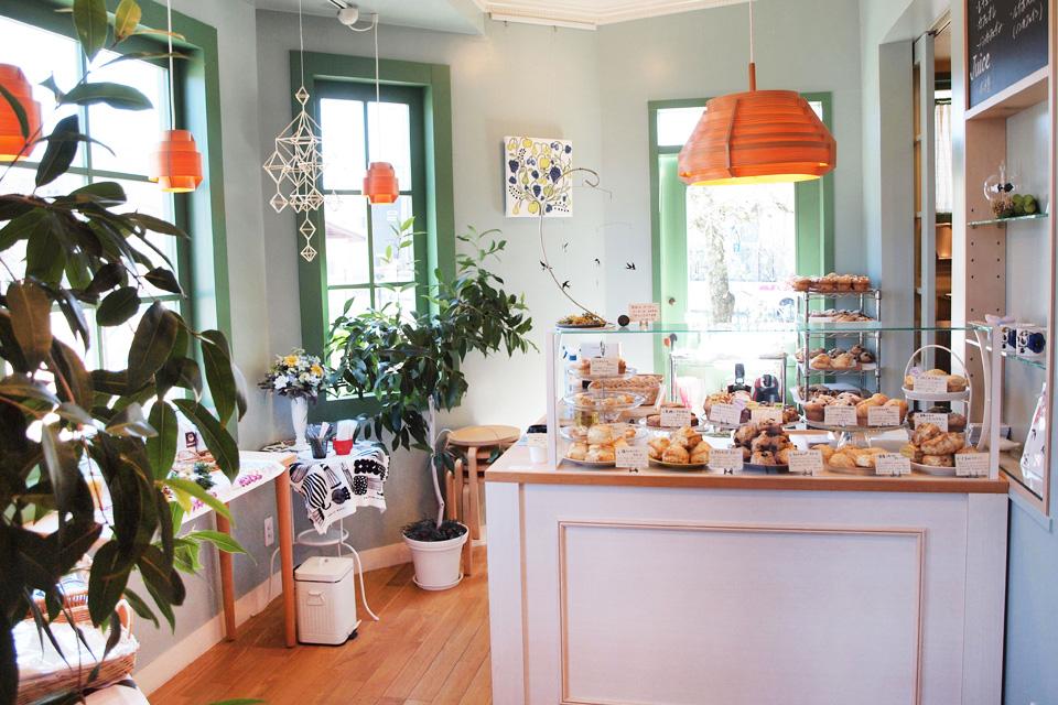 <b>【Muffins & Scones tico】</b>姉妹が営むマフィン&スコーンのお店。商品もお店もめちゃくちゃ可愛い…!!