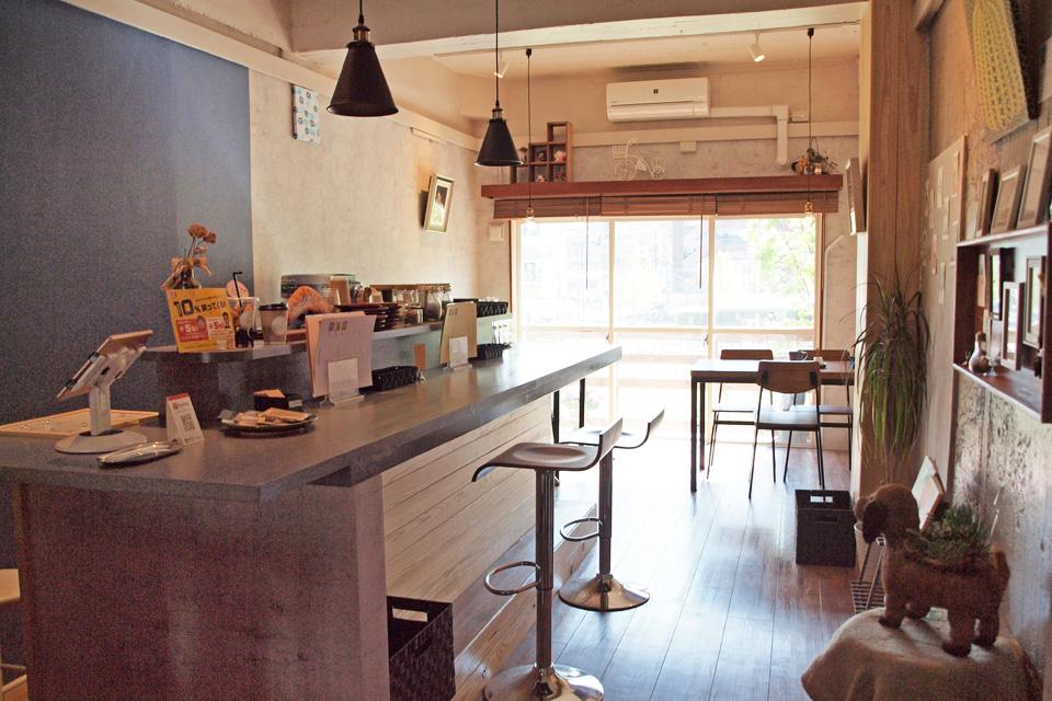 <b>【Cafe やましろ】</b>いろんなアートに囲まれた素敵なカフェが天文館にできました!