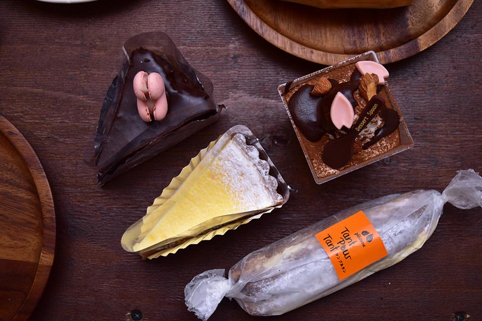 <b>【Tant Pour Tant】</b>スイーツ&パンがいっぱいの小さくて可愛いコンテナパティスリー