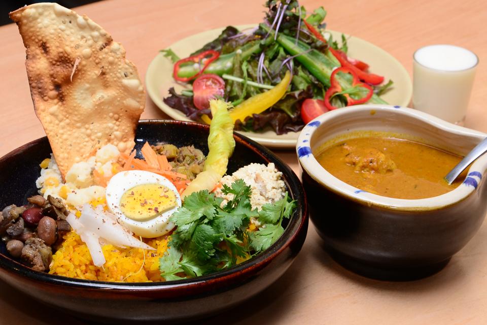 <b>【ラフタフ】</b>一から丁寧に作る野菜たっぷりの無添加カレーは、美味しい&カラダに嬉しい