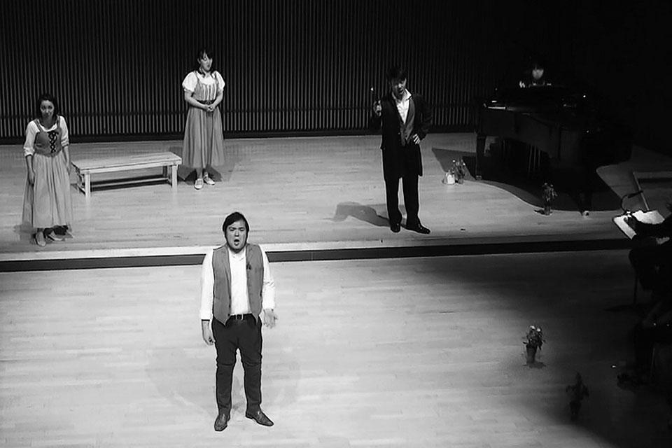 【かごしま県民交流センター】オペラ「カプレーティ家とモンテッキ家」