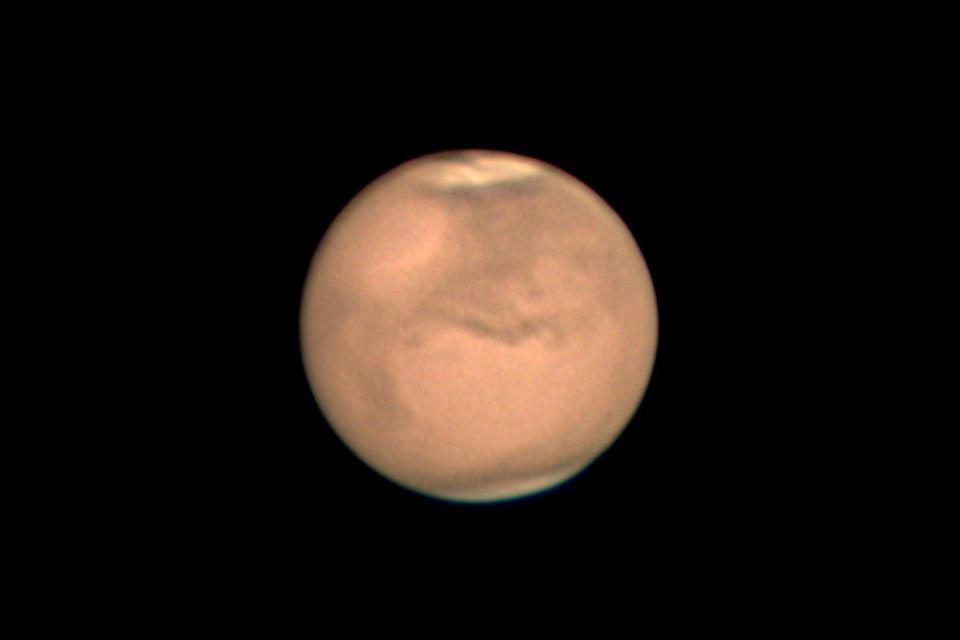 【せんだい宇宙館】火星観察月間