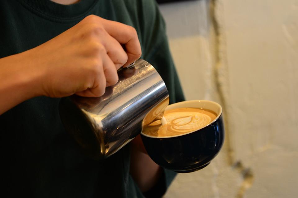 <b>【Tabby Coffee】</b>天文館での街あるきのお供に、美味しいコーヒーがあれば幸せ♡