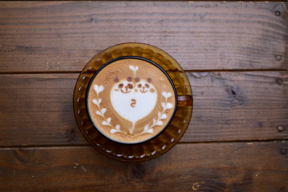 <b>【路地裏カフェ】</b>ベーグル&シフォンケーキが絶品の(あとコーヒーも!)鹿児島空港近くの路地裏カフェ