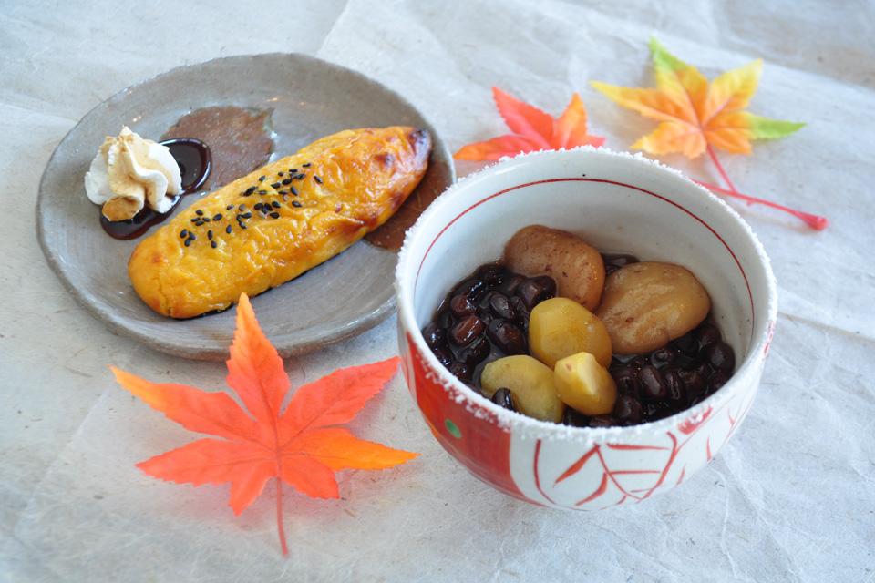 <b>【カフェらびゅう】</b>蒲生の古民家カフェで秋~冬限定のスイーツを発見