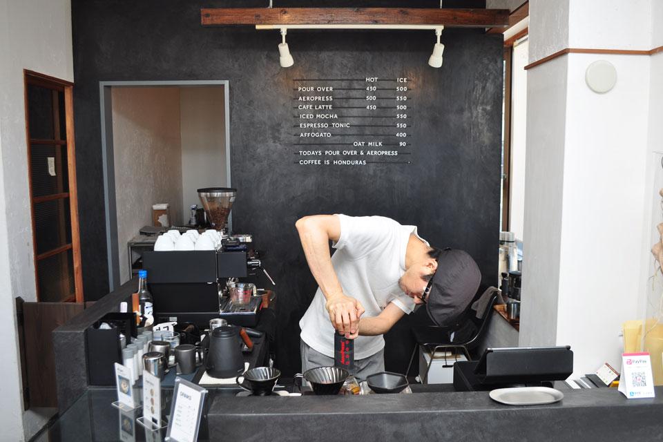 <b>【Liberation coffee】</b>ココのコーヒーは浅煎りが基本。 ストーリーのある豆を楽しんで