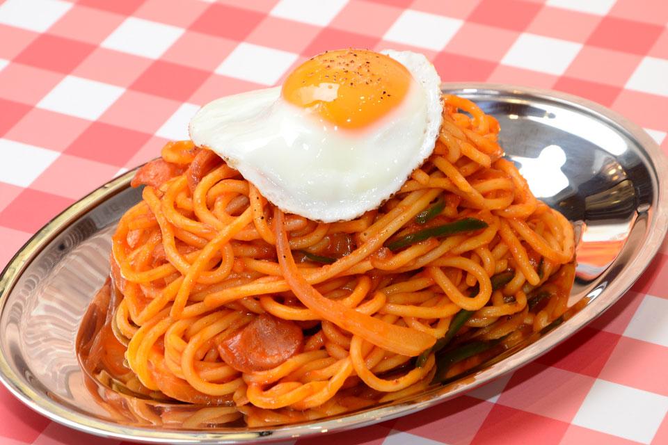 <b>【スパゲッティーのパンチョ】</b>「改めてナポリタンをうまいと言わせたい」その本気を味わって