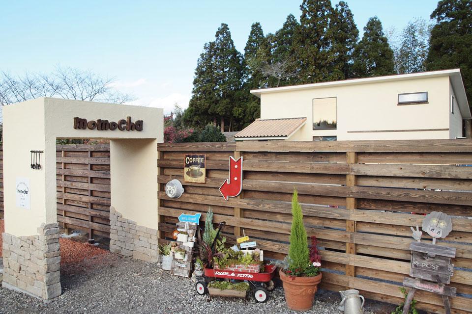 <b>【momocha】</b>ワクワクがいっぱい詰まった素敵なカフェが伊集院にオープンしました!