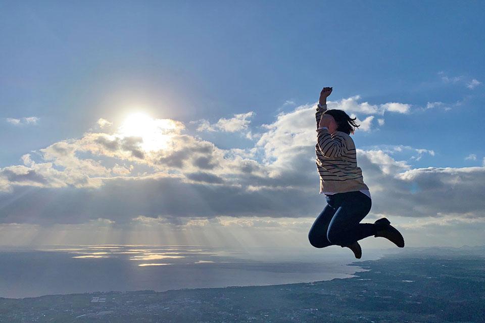 <b>【大野岳公園】</b>まるで空を飛んでるみたい!?大野岳の展望所からの眺めが最高すぎる件について