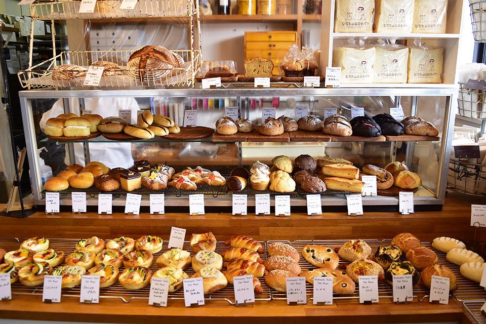 <b>【BOULANGERIE NOEL】</b>日当山のおいし〜いパン屋さん♡温泉水を使ったアレコレもありますよ♡