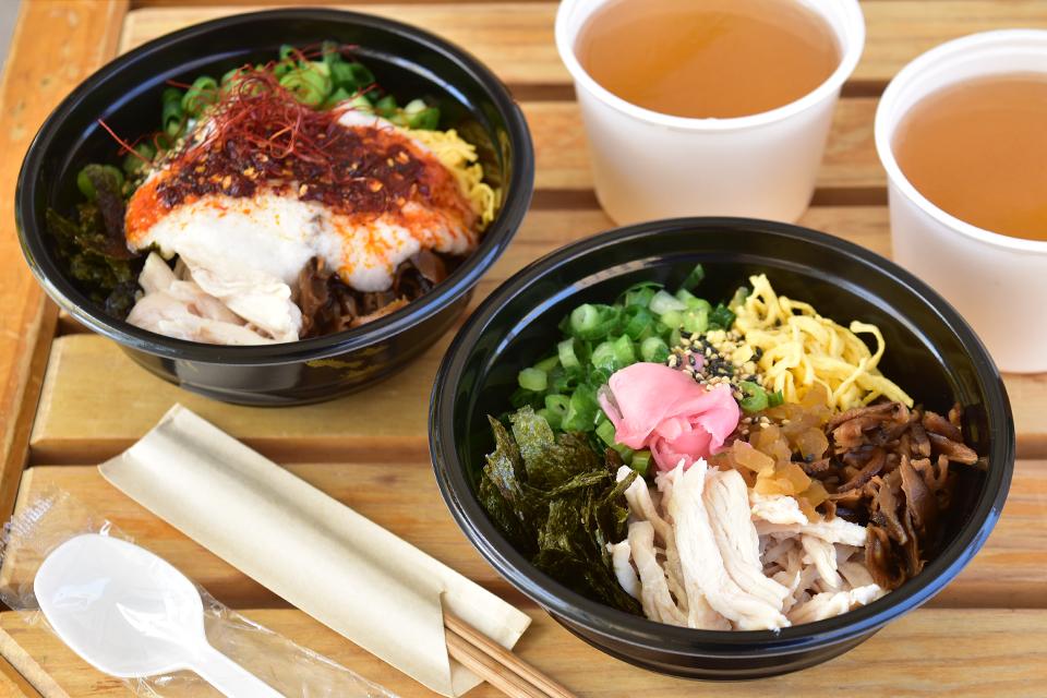 "<b>【hitasura kitchen】</b>キッチンカーで""鶏飯""!?奄美のソウルフードをお手軽に。アレンジも自在です"