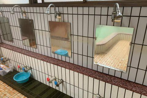 街ネタプラス 鹿児島 温泉 武岡温泉 洗い場