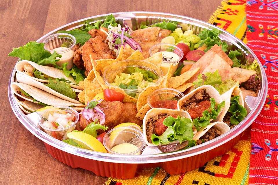 <b>【la quinua latin kitchen】</b>食卓にラテンの風をビュンビュンに吹かそう!旅行気分を味わえるテイクアウト料理