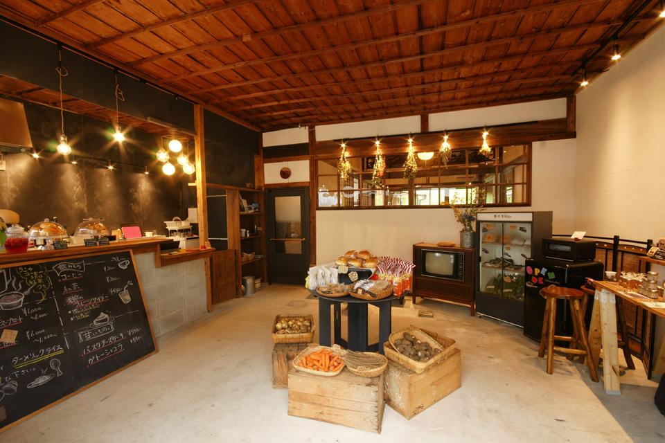 """<b>【横川kito】</b>横川に誕生した""""古くて新しい""""カフェ&ショップは魅力がいっぱい"""