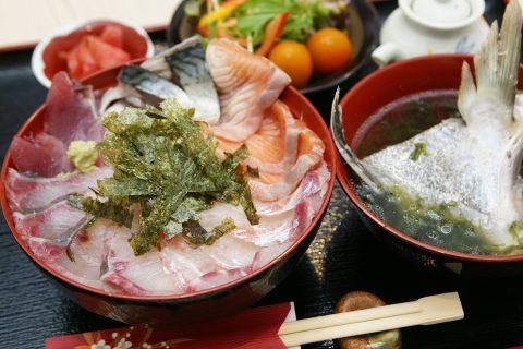 街ネタプラス 鹿児島 グルメ いお家/海鮮丼