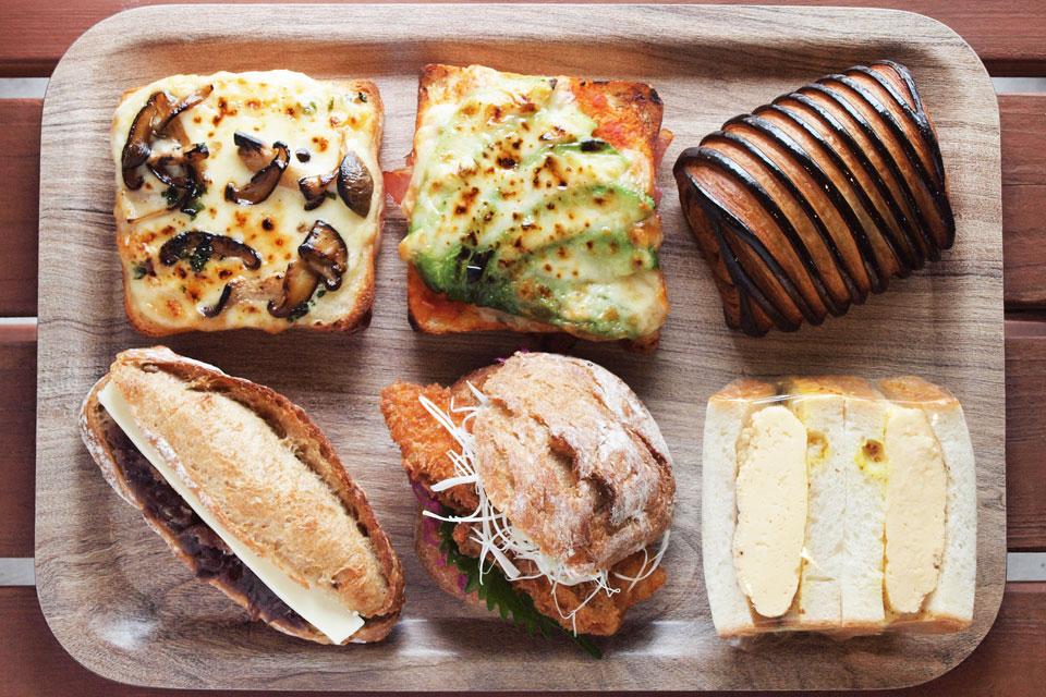 <b>【Café Boulamge Mai】</b>国産小麦や無添加の素材を使った身体に優しいパンを召し上がれ!